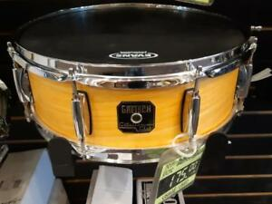"Caisse Claire Gretsch Catalina Snare 5x14"" usagée-used"