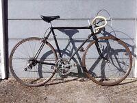 Unic Vintage racing bike Barry Hoban road racer