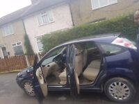 FORD FOCUS GHIA 1.6 PETROL WITH ANOTHER ENGINE REPLACED
