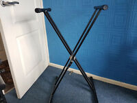 Bespeco Double X Keyboard Stand