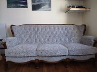 Antique sofa from France!