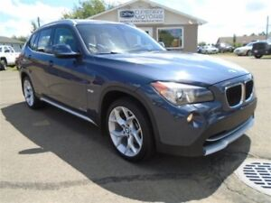 2012 BMW X1 xDrive28i AWD PANORAMIC ROOF HEATED LEATHER