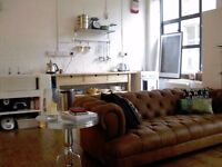 Live/work unit London Fields, approx 700 sq ft