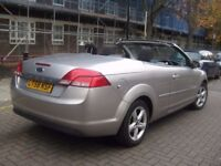FORD FOCUS CC 1.6 NEW SHAPE **** CONVERTIBLE CABRIOLET HARDTOP **** £1950 ONLY = 3 DOOR COUPE