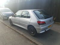 For sale ideal first car 1.4 Peugeot 306