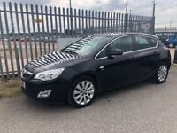 2012 VAUXHALL ASTRA SE 2.0 CDTI DIESEL, TAX £30, LEATHER, MOT 12 MONTHS, LOW MILEAGE