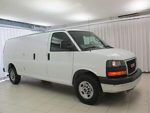 2016 GMC Savana EXT CARGO VAN 5DR 2PASS