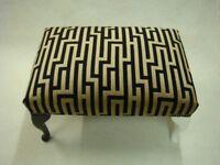 A modern interpretation of a traditional stool