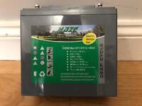 Golf trolley/electric vehicle battery HZY-EV12-18EX