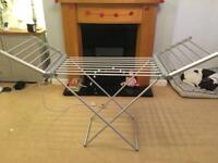 Free standing electric clothes dryer