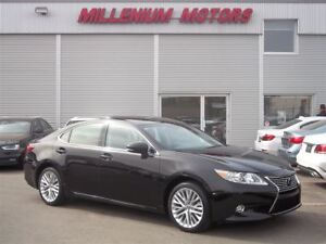 2014 Lexus ES 350 ULTRA PREMIUM / NAVI / B.CAM / LEATHER / SUNRO