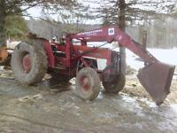 International  454 Tractor for sale