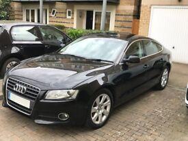 Audi A5 Sportback 2.0 TDI Car for sale - excellent condition