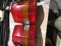 Escort Xr3i Cabriolet rear lights