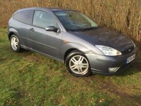 AUTOMATIC 2005 FOCUS - 1 YEARS MOT - LEATHER