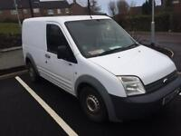 FORD TRANSIT CONNECT 2007 NON RUNNER