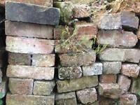 FREE Reclaimed Bricks over 1000