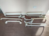 Assorted grab rails