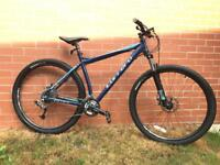 Mens 2015 Carrera Hellcat 29er LTD Edition Mountain Bike! Great Condition!