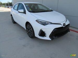 Offre 1 mois gratuit * Toyota Corolla Se 2017