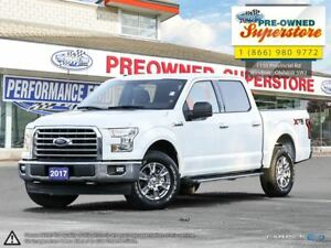 2017 Ford F-150 XTR***chrome steps, tow pack, rear camera***