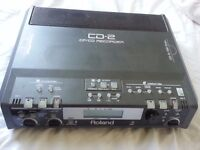 Roland Cd-2 Professional recorder, works perfect - Hebden Bridge, Yorkshire