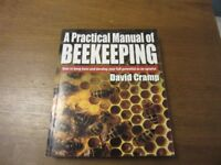 Bee Keeping Books - ideal for a beginner