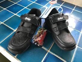 Boys Marvel School Shoes Size 12 & Size 2 £8 each