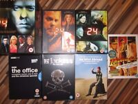 DVD BOX SETS JOBLOT