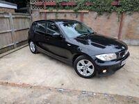 BMW 1 Series 2.0 118d SE 5dr 2005 (55 reg), Hatchback