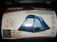 Vango Kairos 400 4 berth tent
