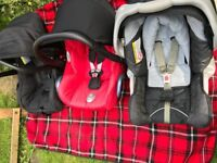 3 Car seats for Sale Very Good Condition