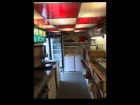 catering trailer, burger van, snack bar