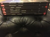 ICAEW ACA Study Manual and Question Bank - Good Condition