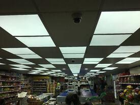 LED PANEL LIGHT 48W Ceiling Suspended LED Panel WhiteLight shops&office Lighting whole sale on A13