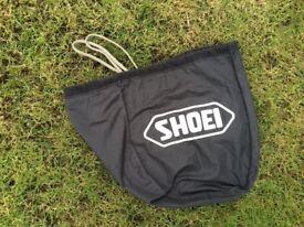 Genuine Shoei helmet bag