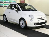 2012 Fiat 500 LOUNGE AUTO A/C CUIR TOIT MAGS