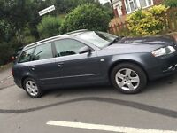 Audi A4 estate 2005, automatic, petrol, full history..IMPECCABLE CAR!! Must see