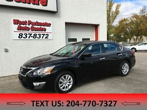 2015 Nissan Altima 2.5 S Manitoba car/Clean Car Proof