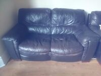 Very comfy sofa from furniture village