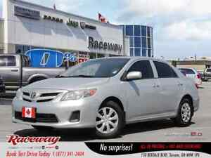 2013 Toyota Corolla ***LE***PRICED RIGHT***LOW KMS***