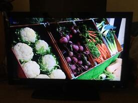 """40"""" UMC LCD TV USB Full HD 1080p BUILT IN FREEVIEW CAN DELIVER"""