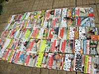 62 improve your course fishing mags 3.95 each in shops