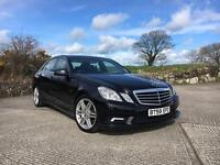 2010 Mercedes E350 Cdi Sport Auto Only 67k Miles. Finance Available