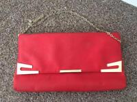 Red river island clutch bag