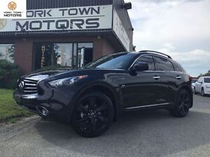 2016 Infiniti QX70 SPORT |BACK-UP CAM|NAV|LEATHER|NO ACCIDENTS|1