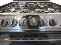 CANNON DUAL FUEL DOUBLE OVEN FAN ASSISTED GAS COOKER