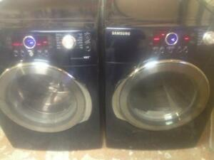 76-  Laveuse Sécheuse Frontales SAMSUNG Frontload Washer Dryer