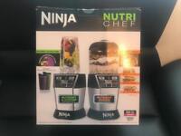 Ninja ultimate chopper, Blender & mini food processor