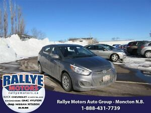 2016 Hyundai Accent GL! ALMOST NEW! ONLY 5K! Heated! Save!